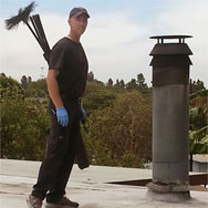 fireplace and chimney cleaning in san diego chimney champ